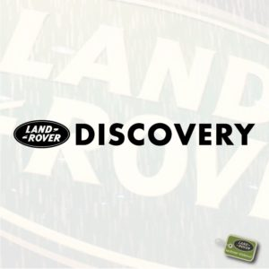 Discovery stickers