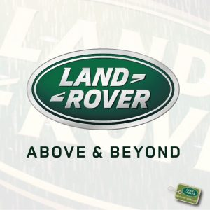 Land Rover Above and Beyond Full colour