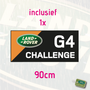Land Rover Discovery 3 G4 Challenge