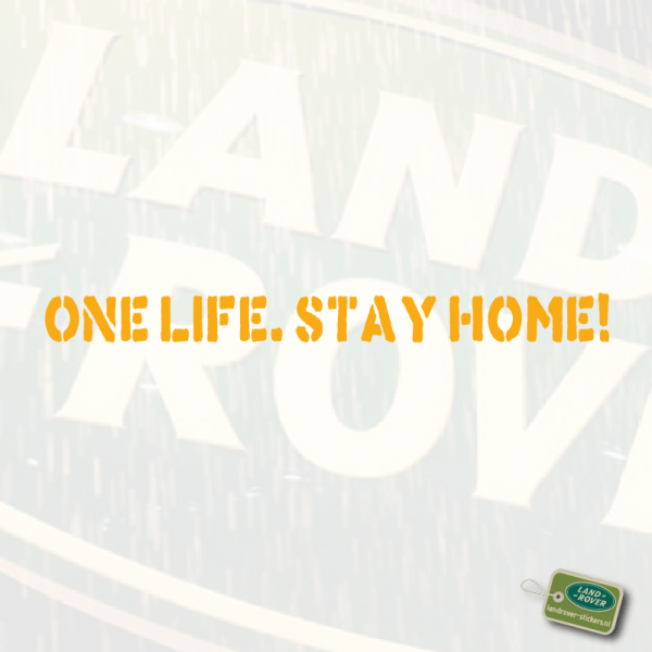 ONE_LIFE_STAY_HOME